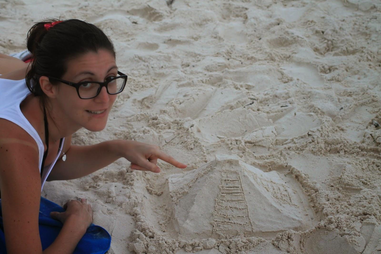 spiaggia tulum messico