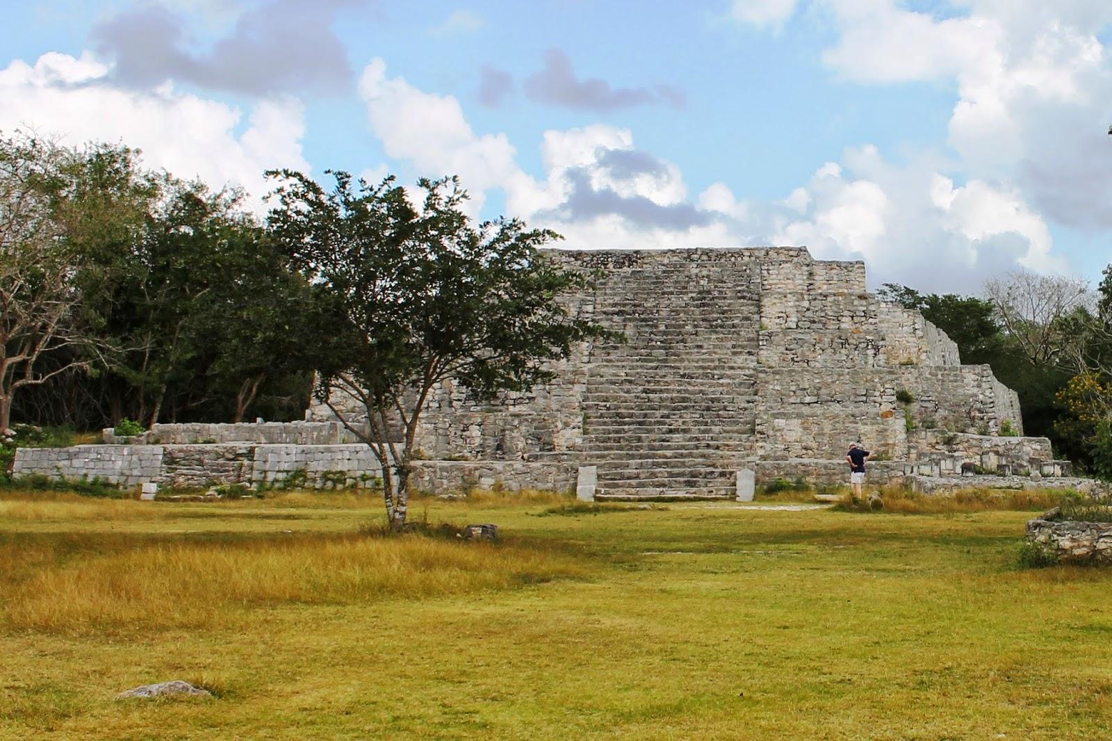 sito archeologico dzibilchaltun messico