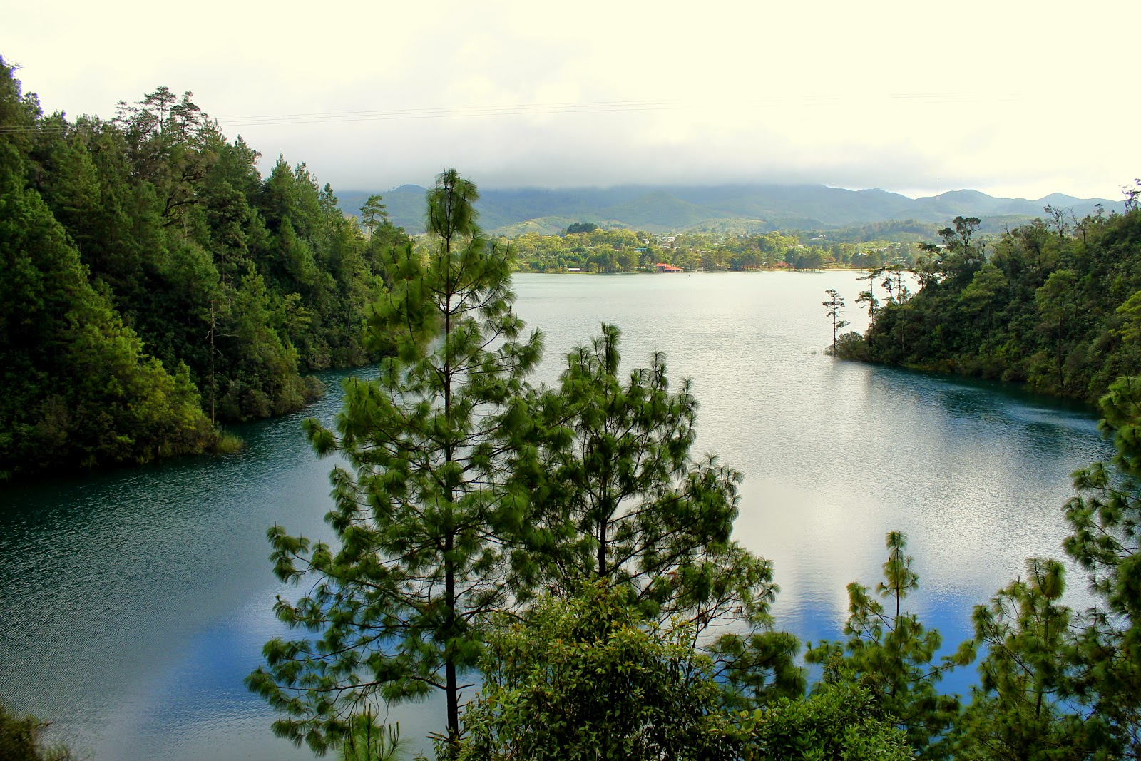 laghi di montebello chiapas