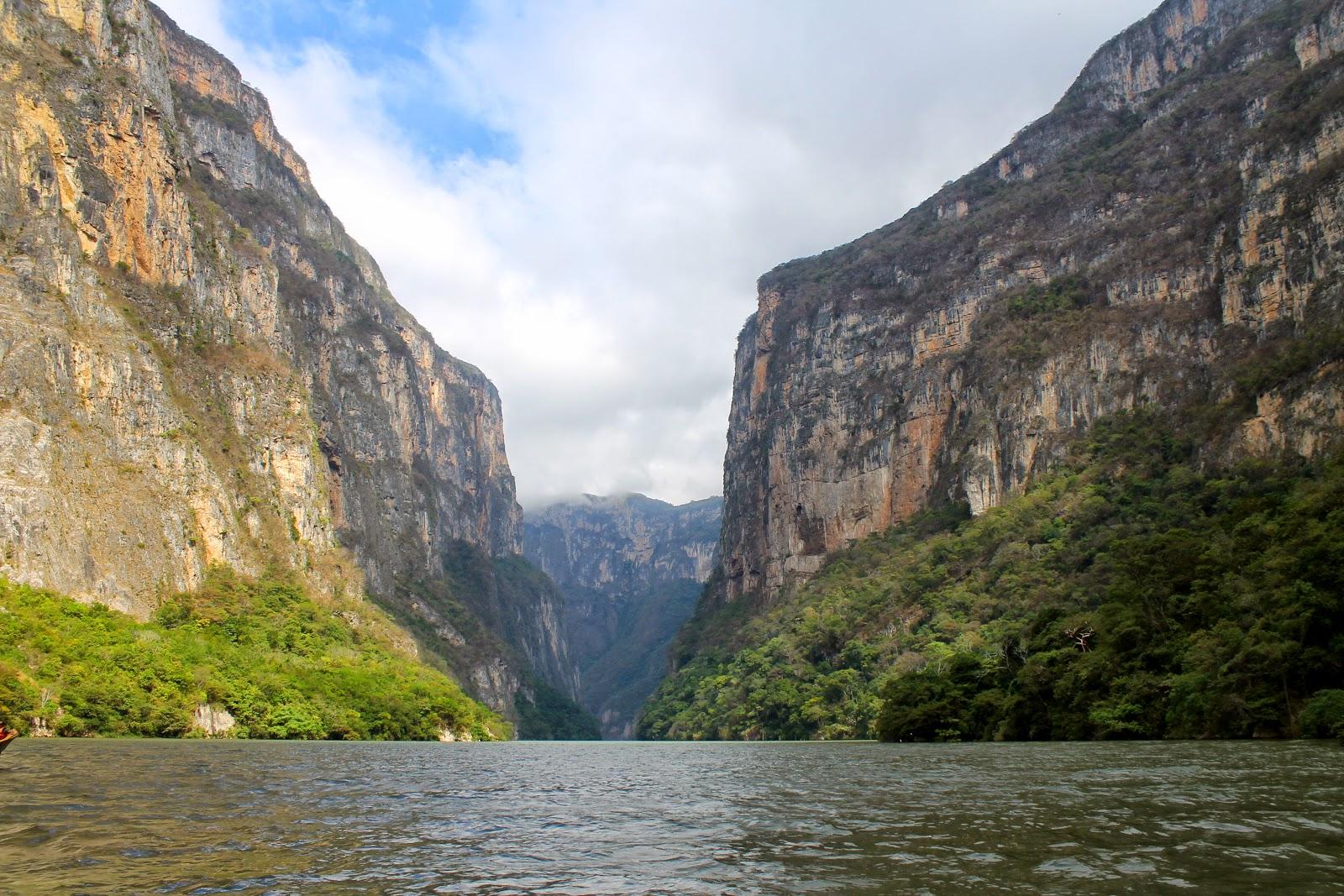 canyon del sumidero chiapas
