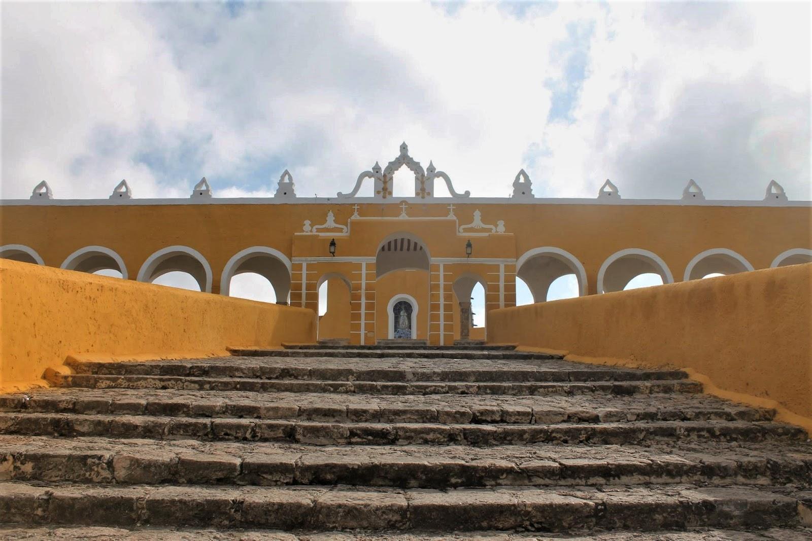 izamal monastero san antonio padova messico