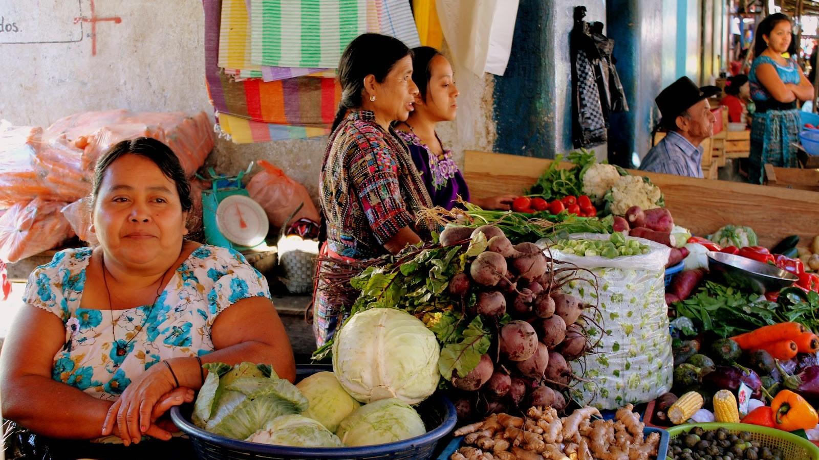 mercato guatemala