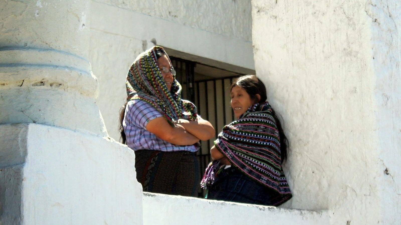 donne in guatemala