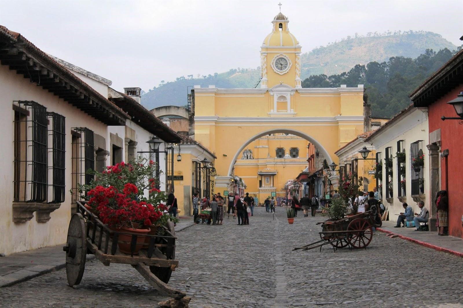 arcosanta catalina antigua guatemala