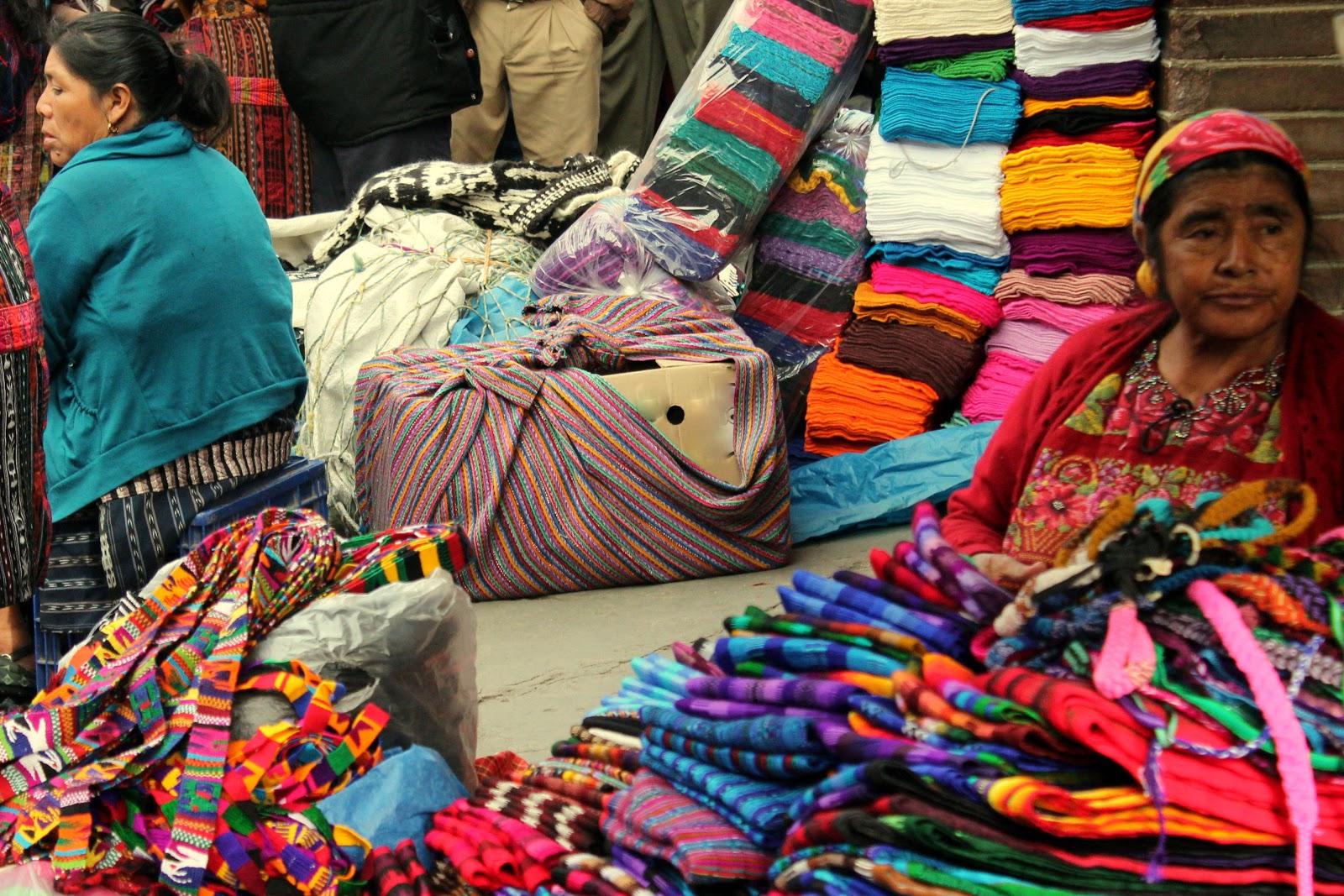 mercato chichicastenango gutemala