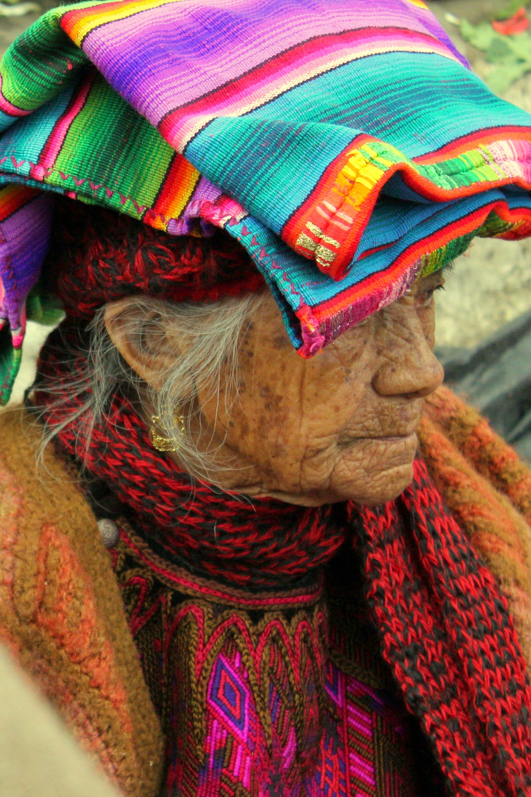 donna chichicastenango guatemala