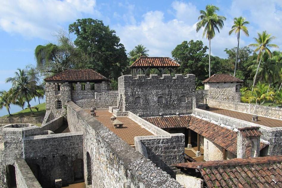 castello san filippo rio dulce