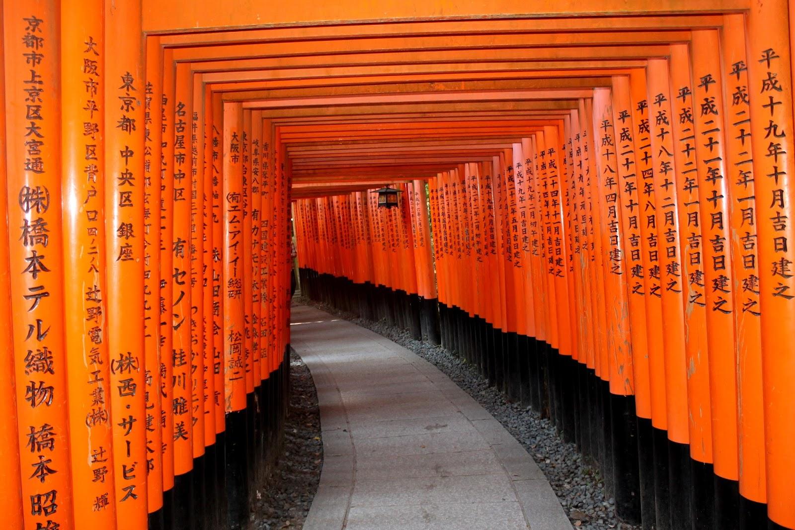 Immaginando: Kyoto e perché viaggio