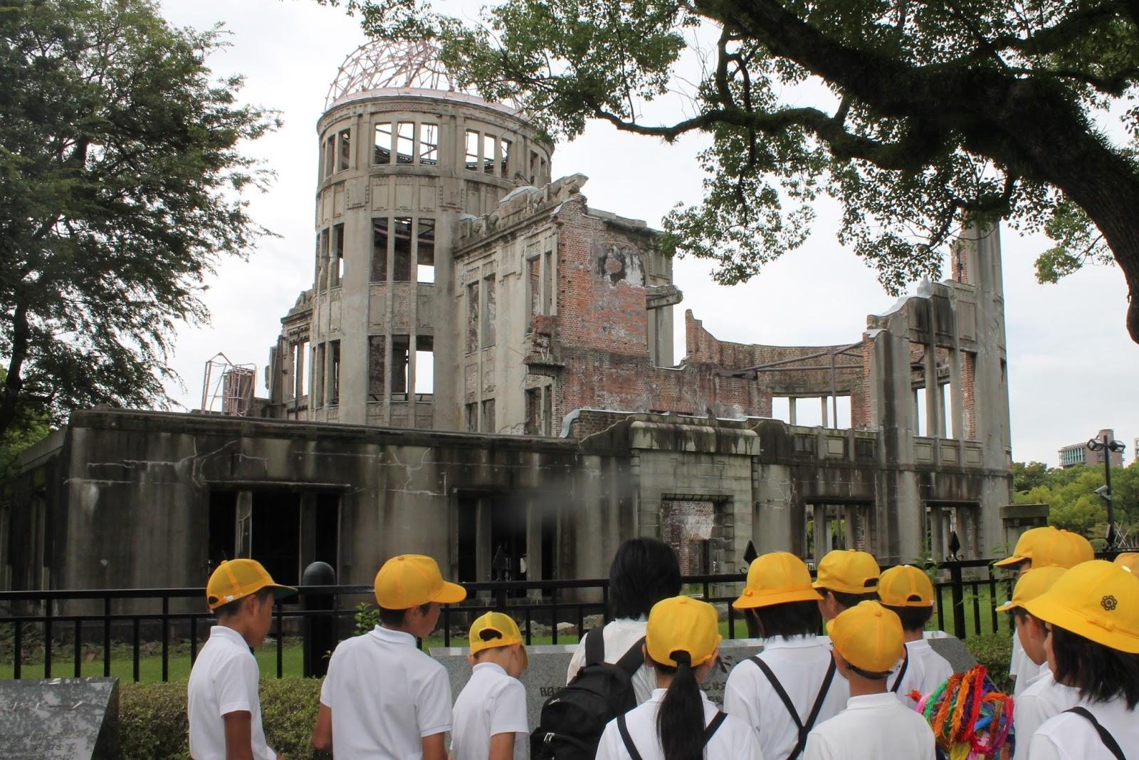 I giapponesi e la questione Hiroshima