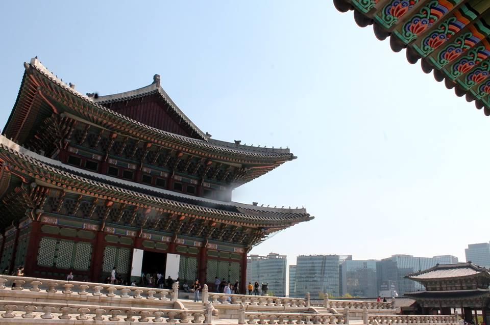 Palazzo di Gyeongbokgung Seoul – Corea del Sud
