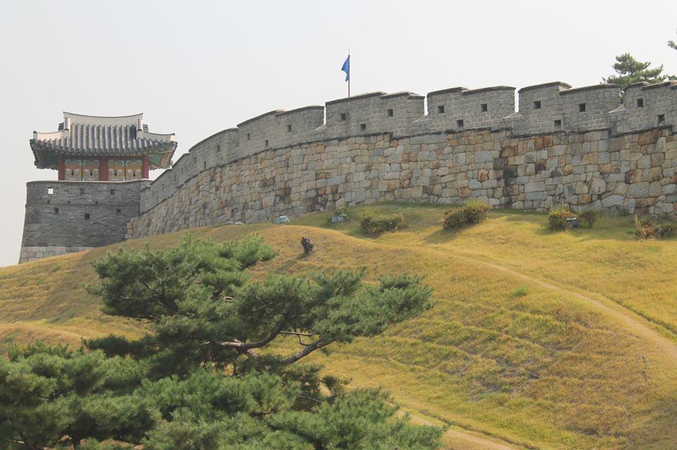 fortezza suwon corea del sud