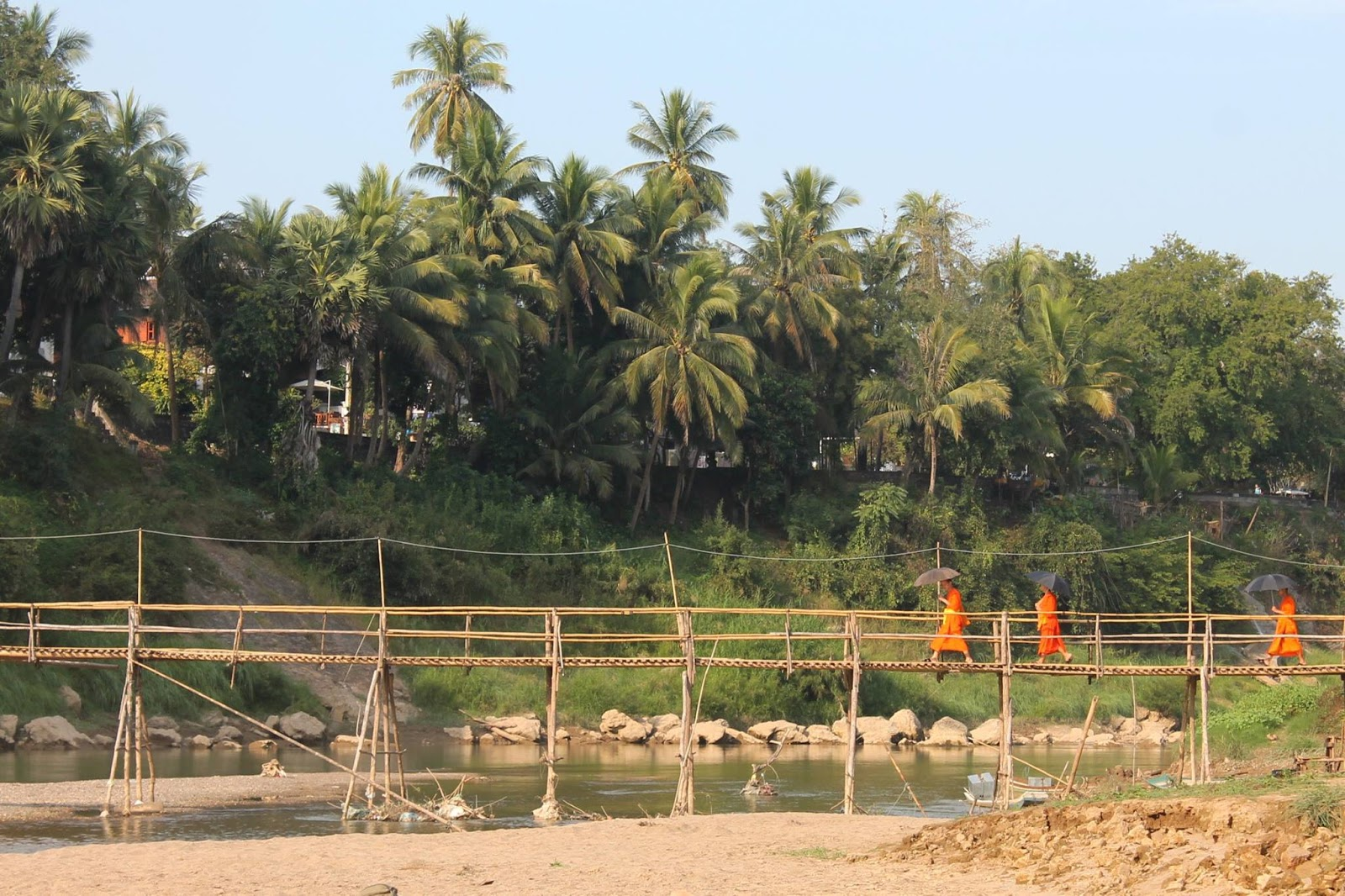 Itinerario e costi dei dieci giorni che ho trascorso in Laos…