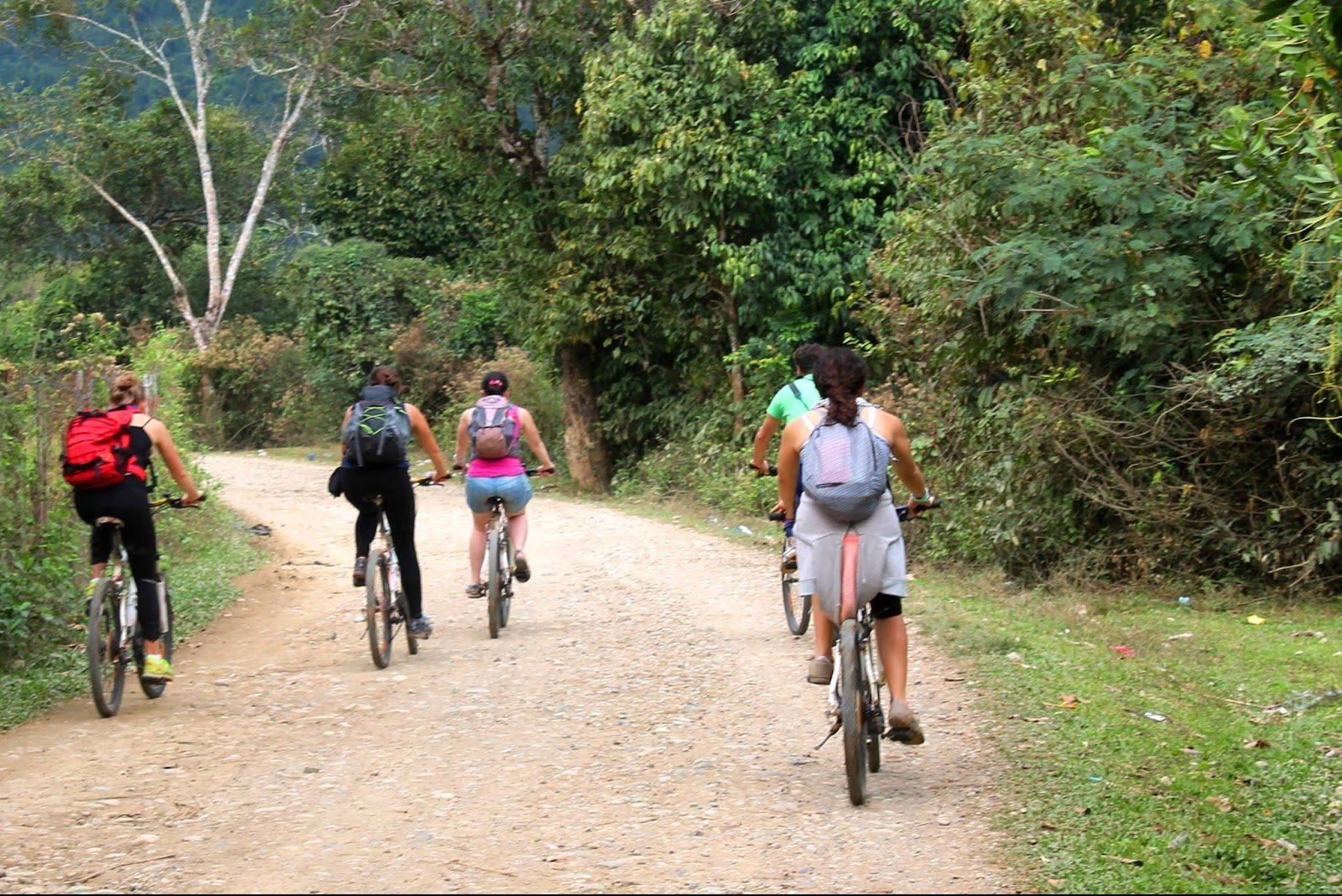 Giorni in compagnia a Vang Vieng e Luang Prabang…