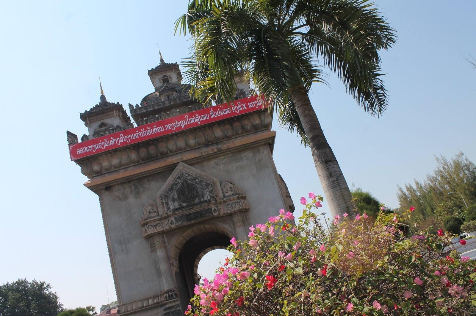 Laos!!! Vientiane!!! Arrivo!!! – Diario di viaggio