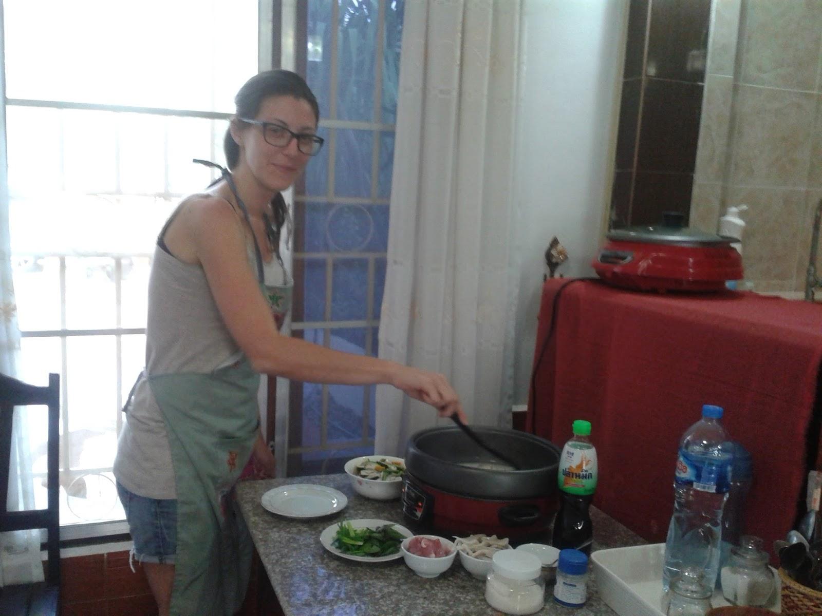 corso di cucina laotiana vientiane