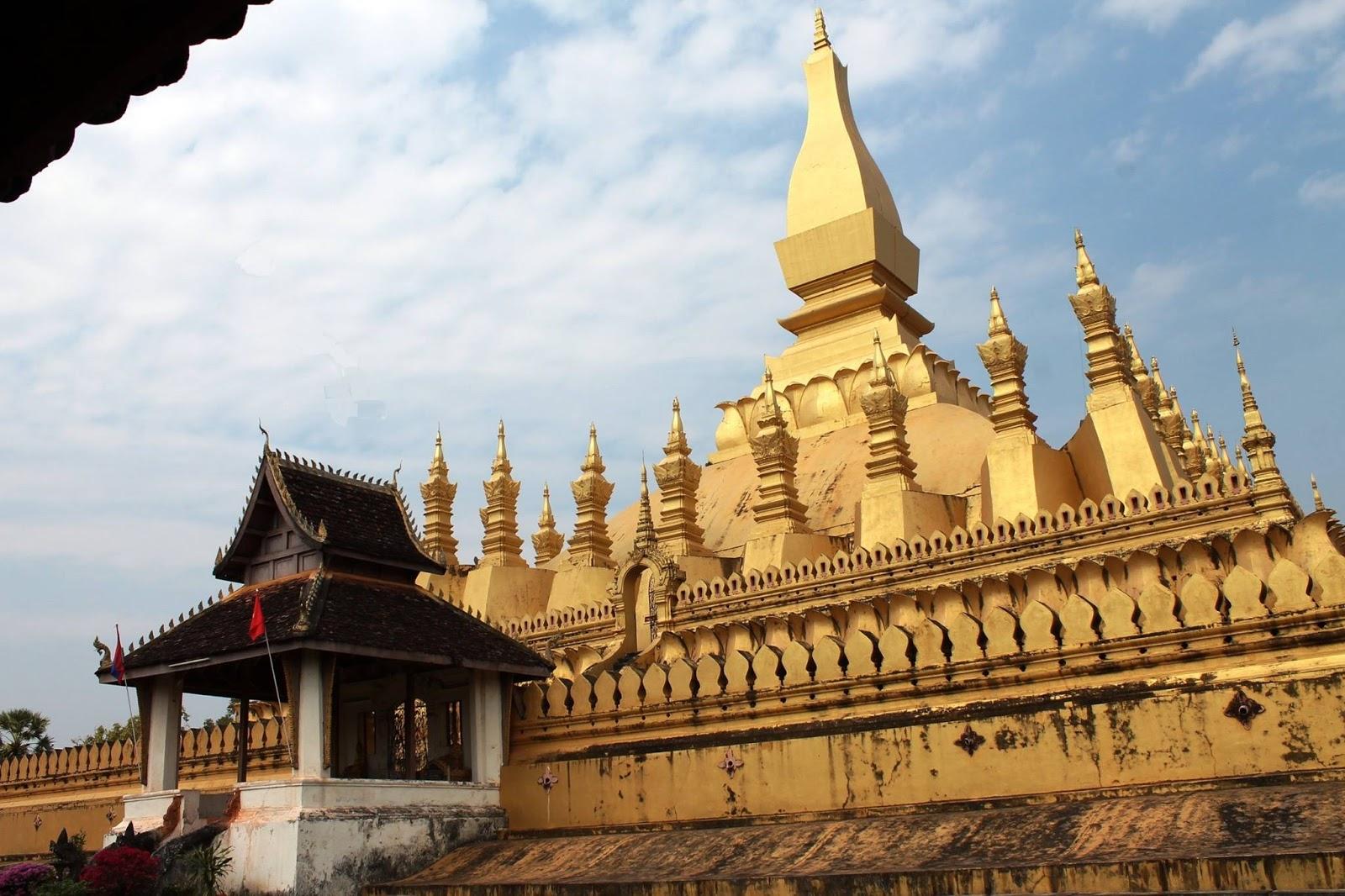 48h a Vientiane, capitale del Laos, non saranno troppe?