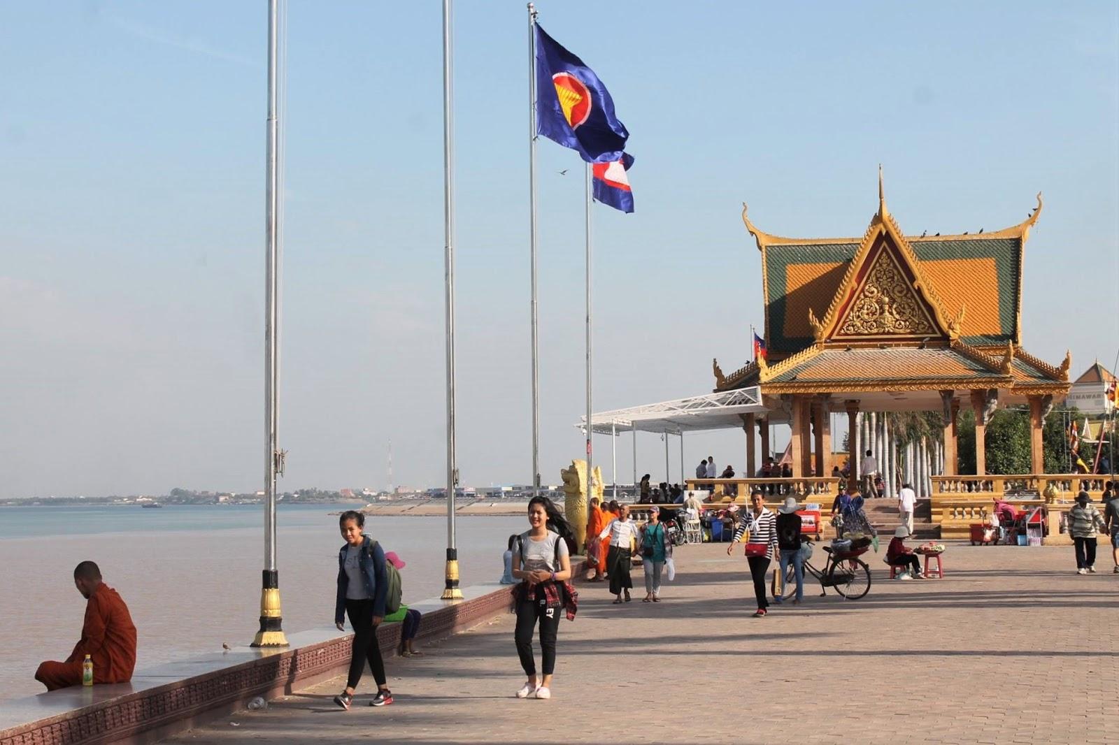 lungo mekong phnom penh