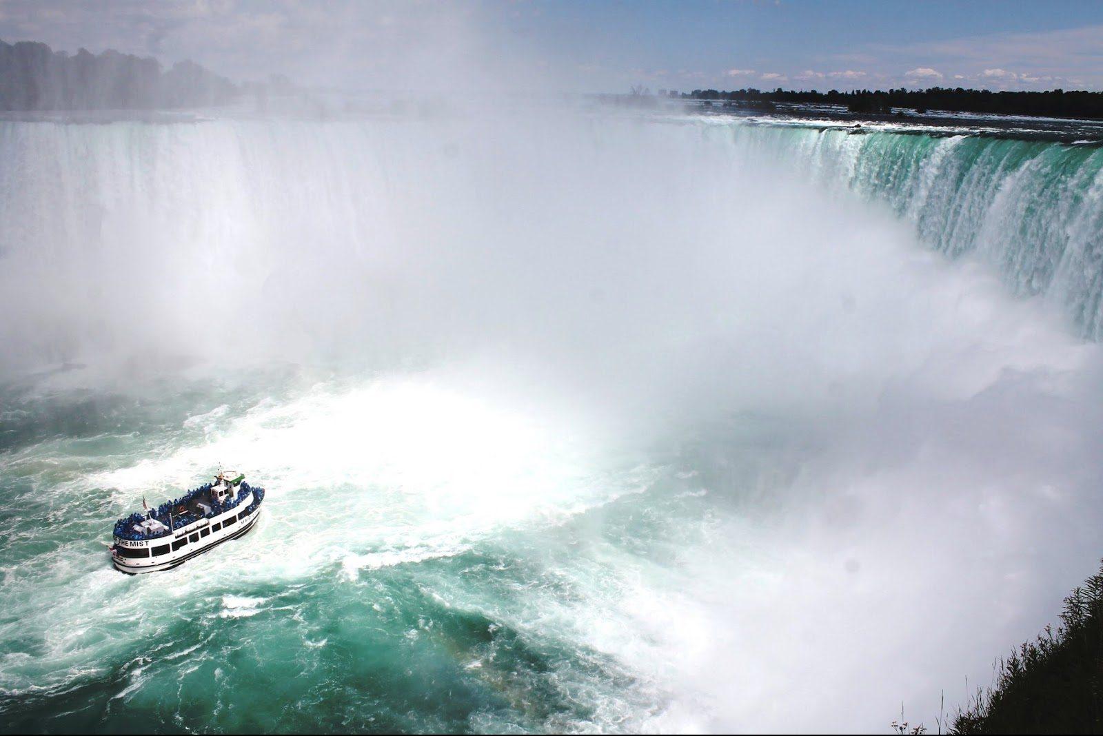 Informazioni utili per visitare le Cascate del Niagara