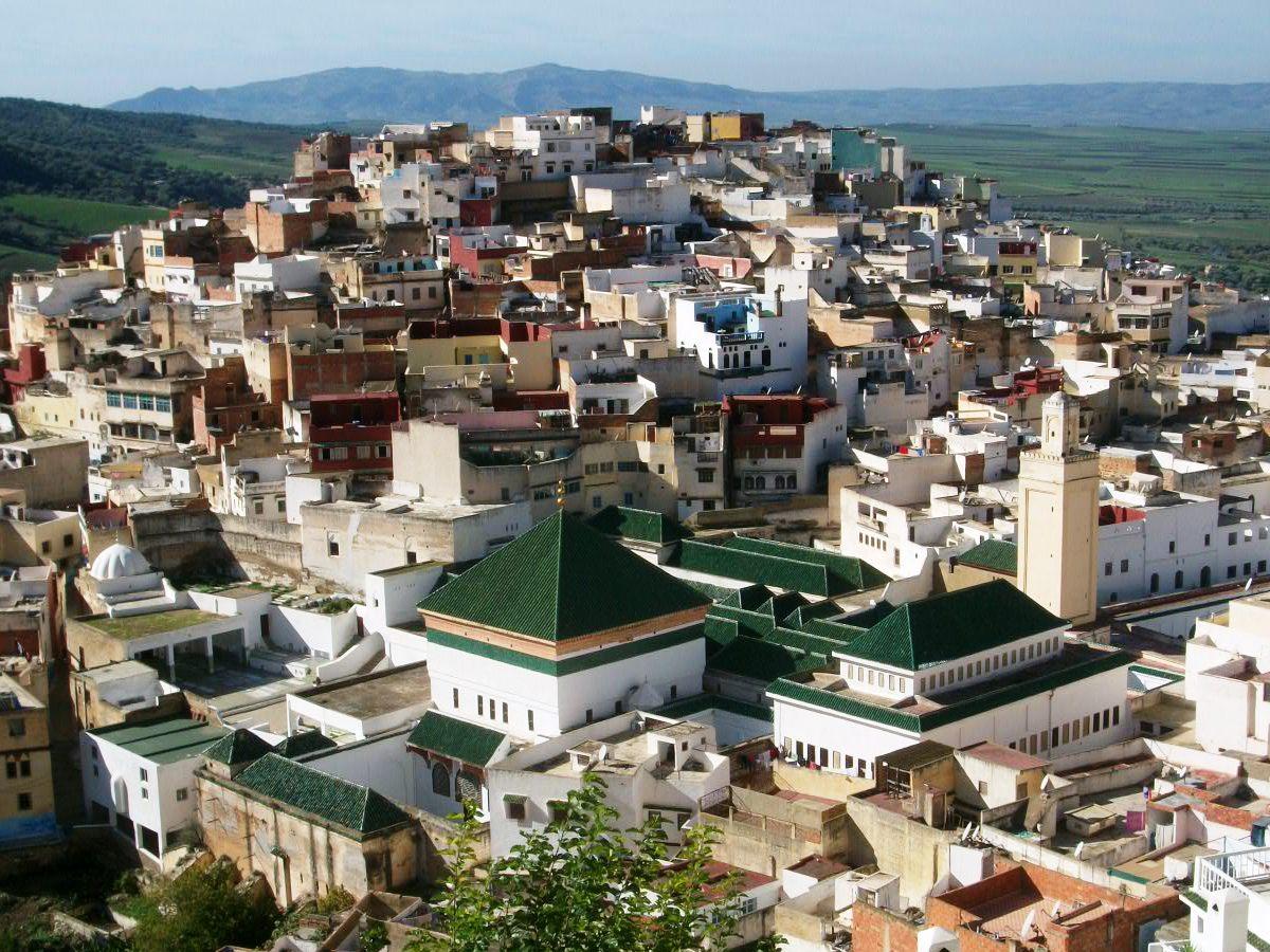 mullayidriss marocco