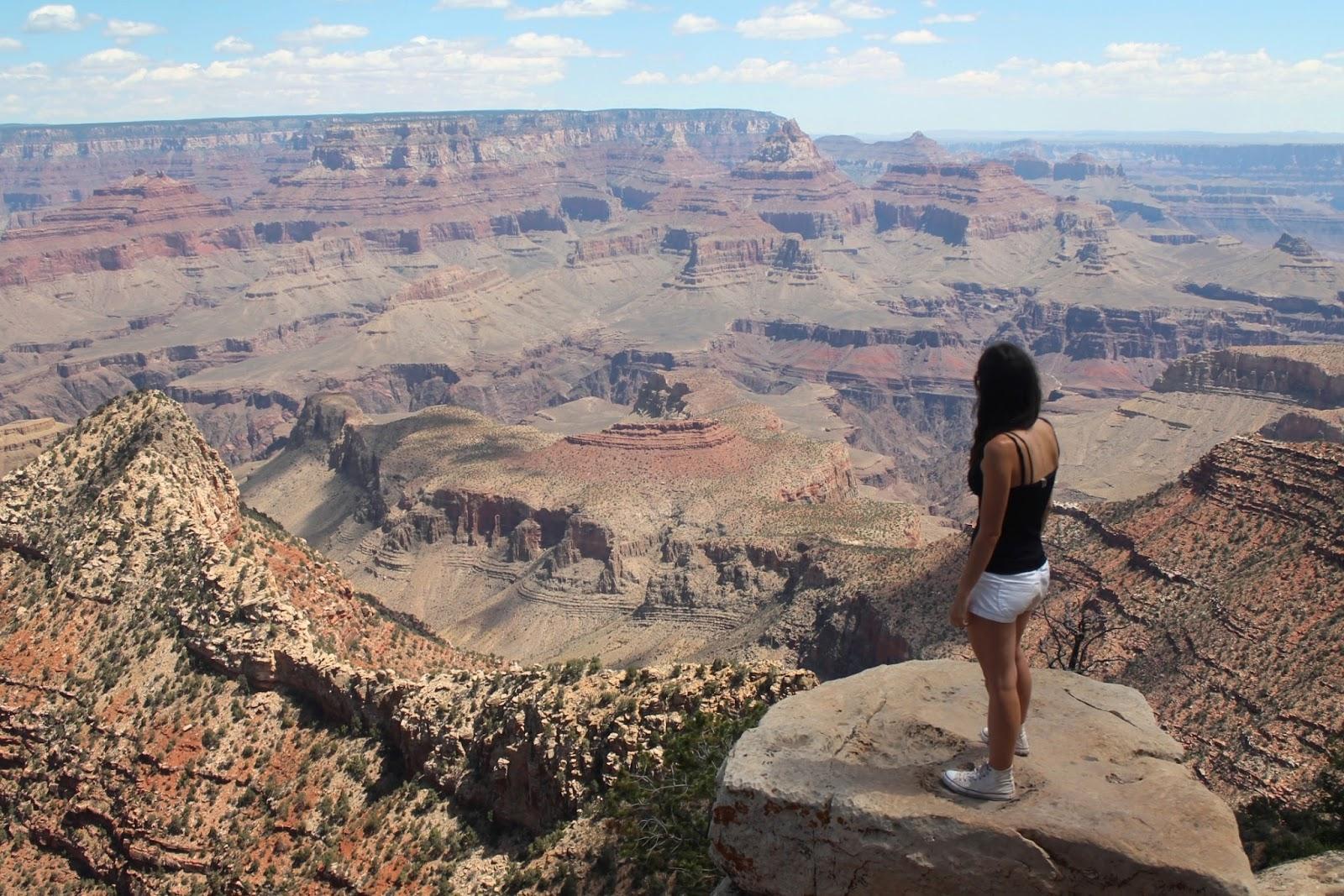 Il Grand Canyon potrà mai deludere le aspettative di un viaggiatore?