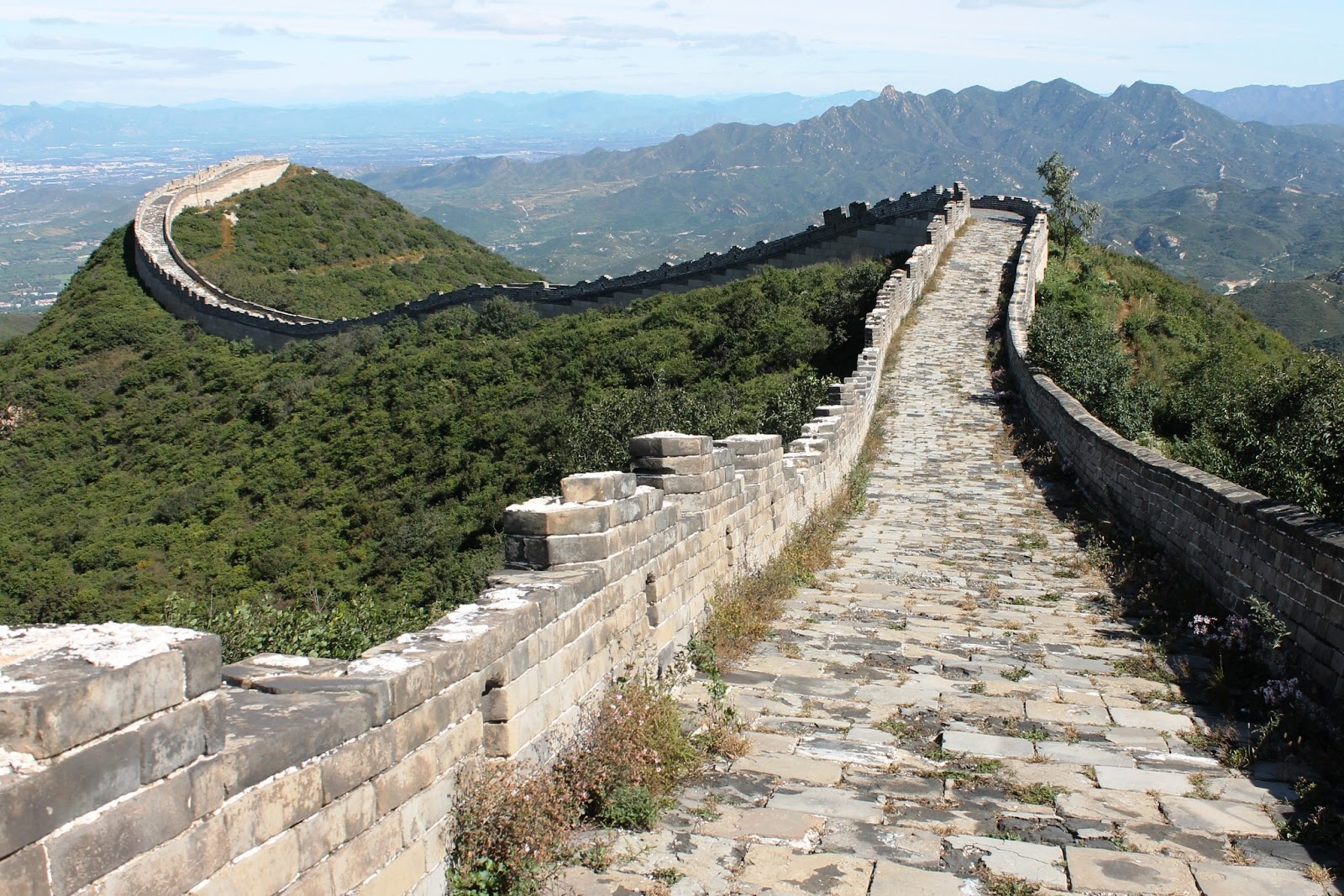 muraglia cinese pechino cina