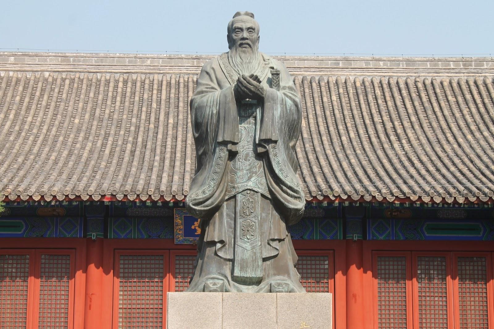 tempio di confucio pechino cina