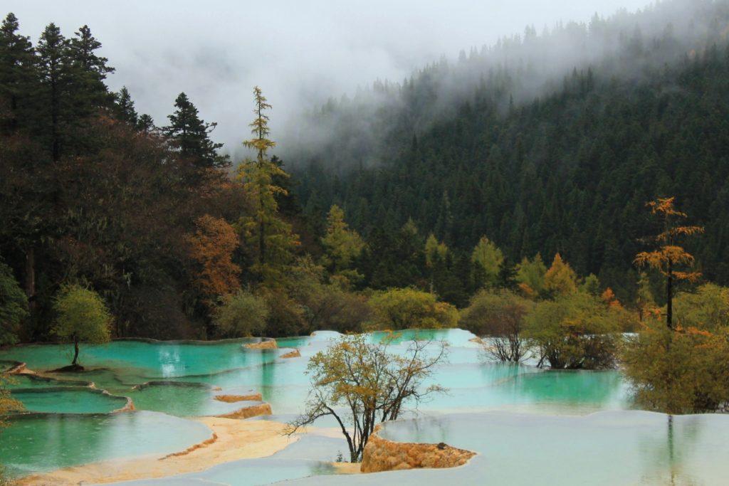 Parco nazionale di Jiuzhaigou – Cina