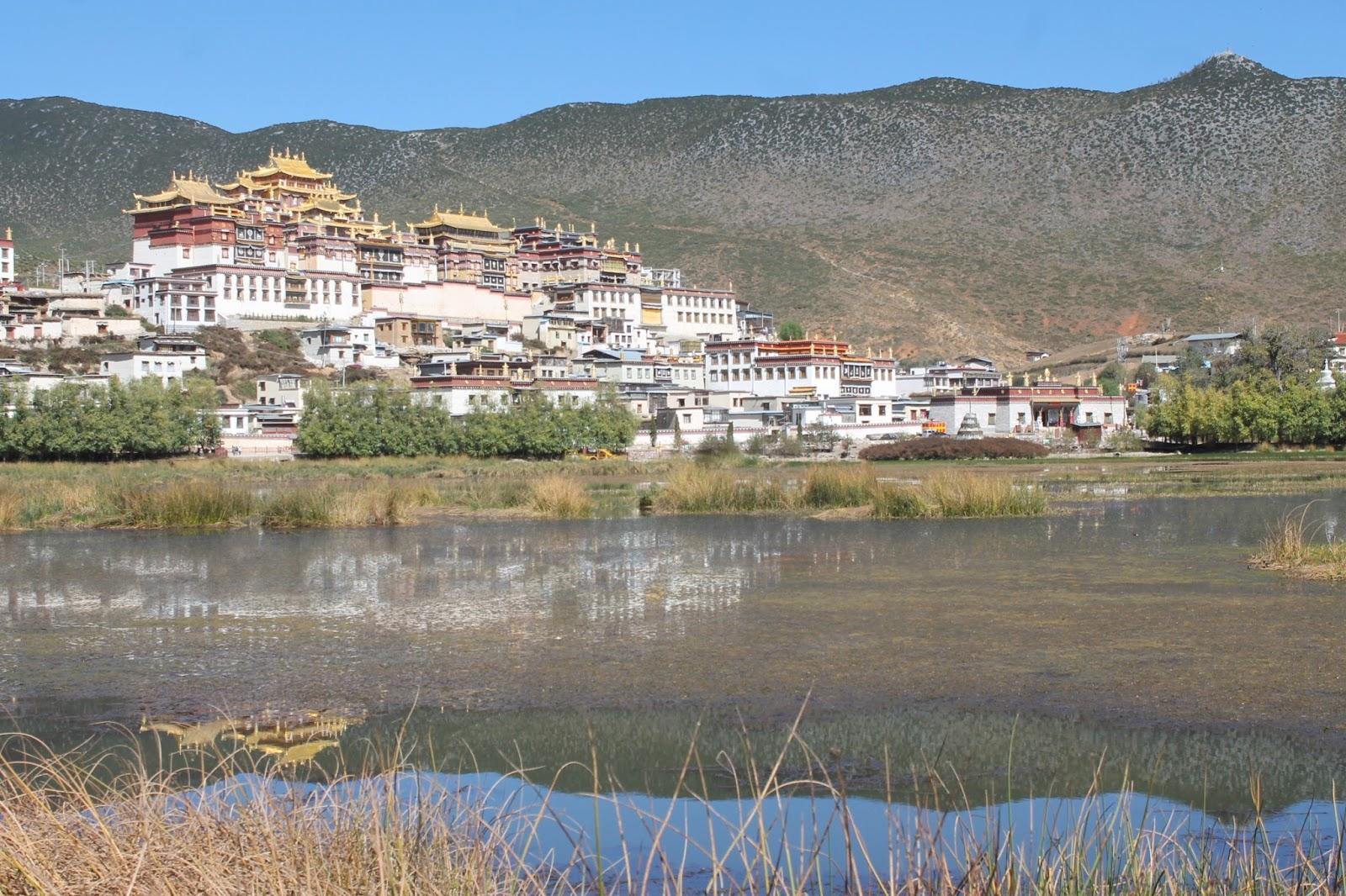 shangri-la, zhongdian, yunnan, cina