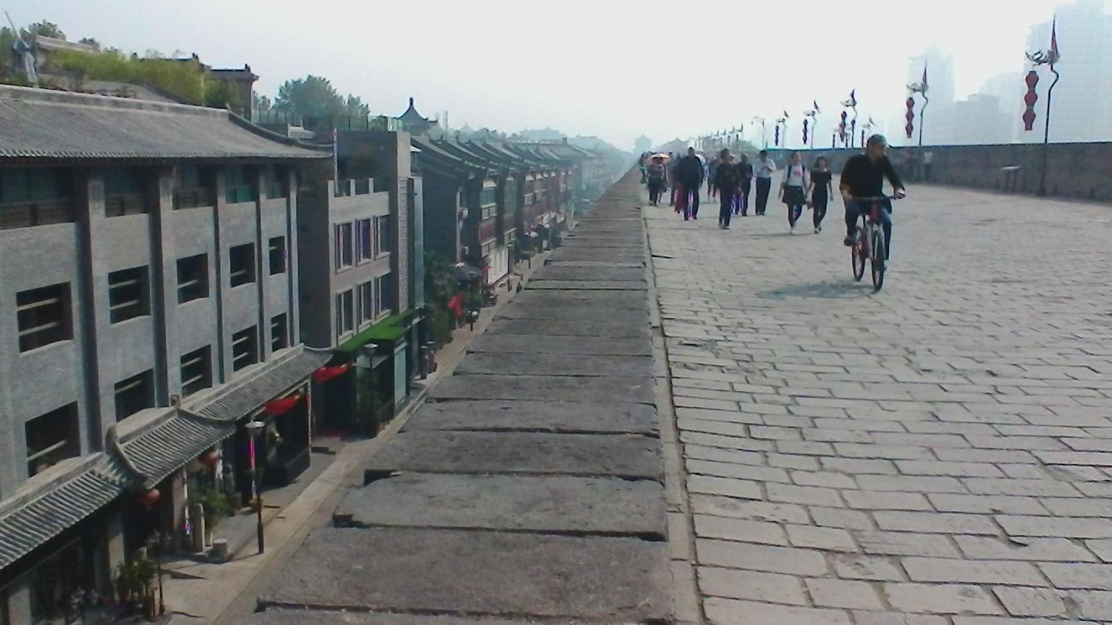 mura di xi'an cina