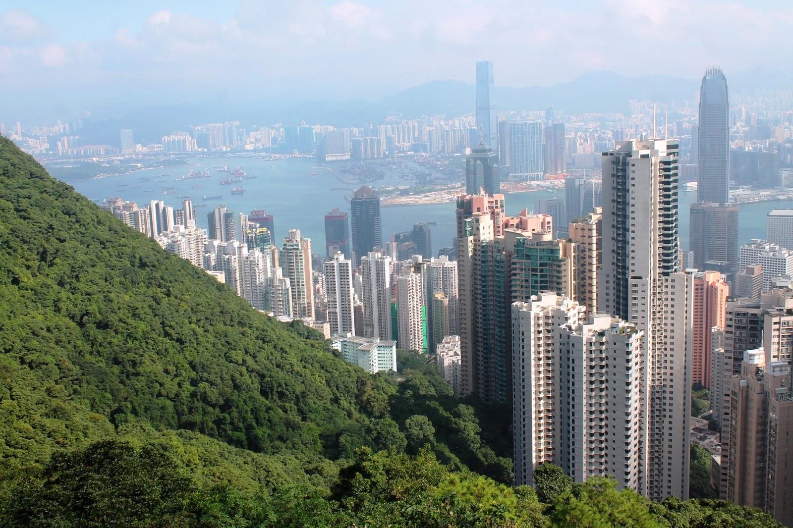 hong kong victoria's peak