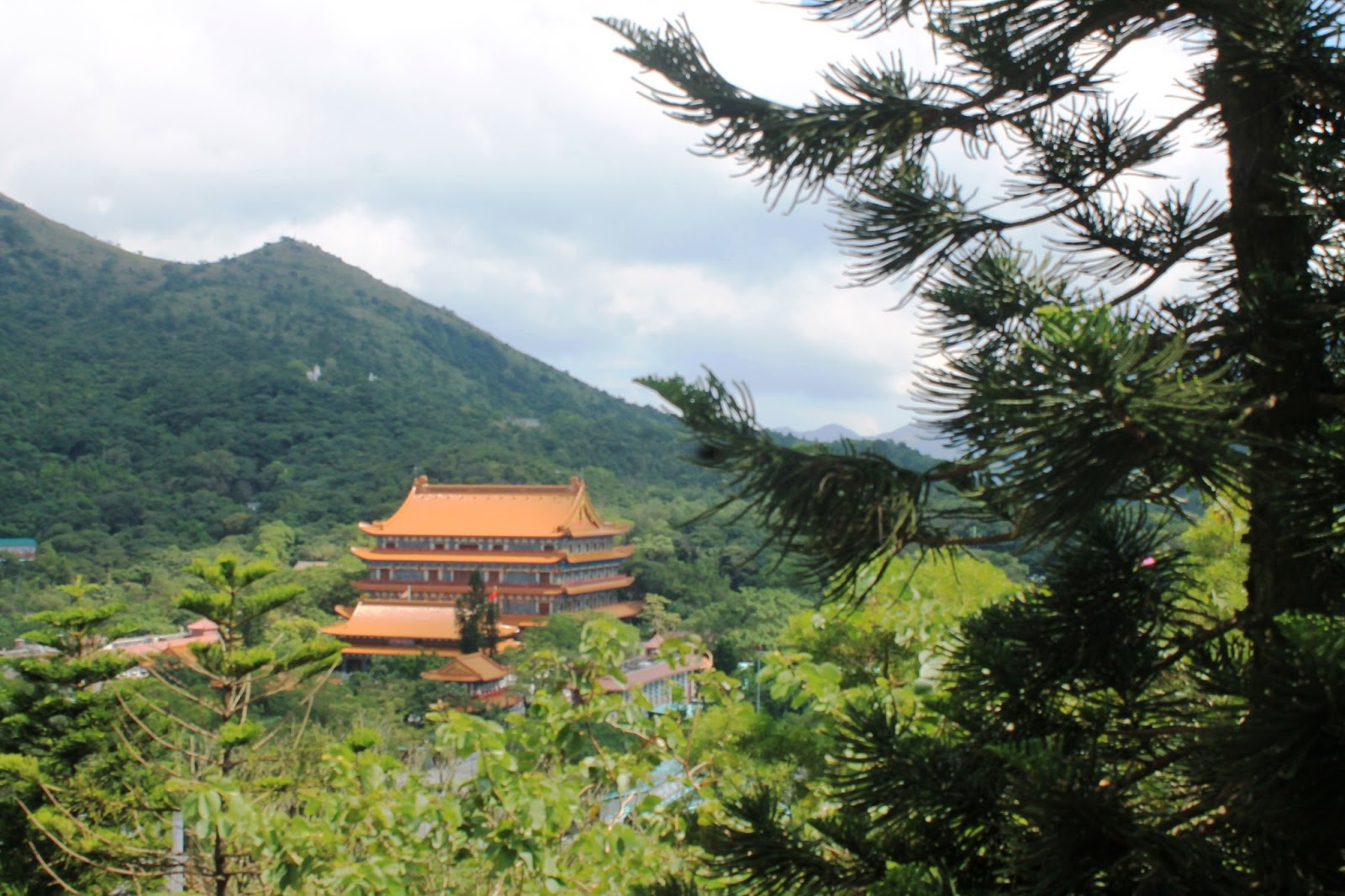 Monastero di Po Lin, Isola di Lantau – Hong Kong