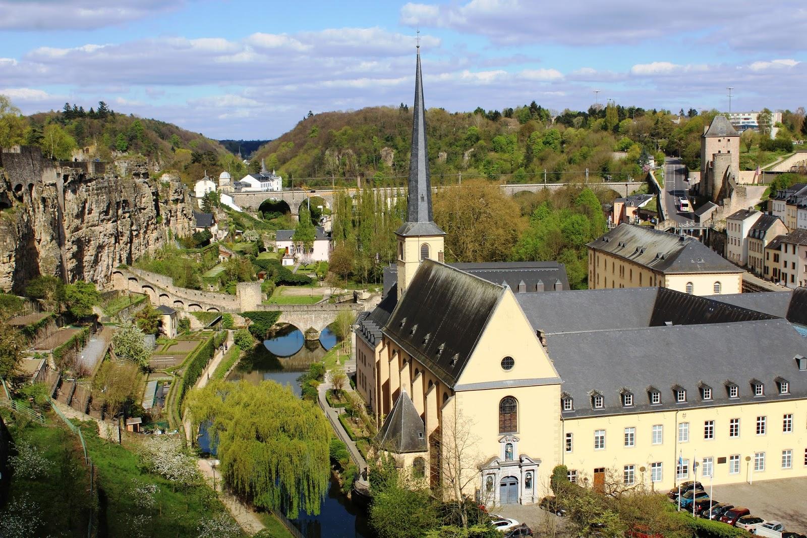Tre giorni in Lussemburgo…