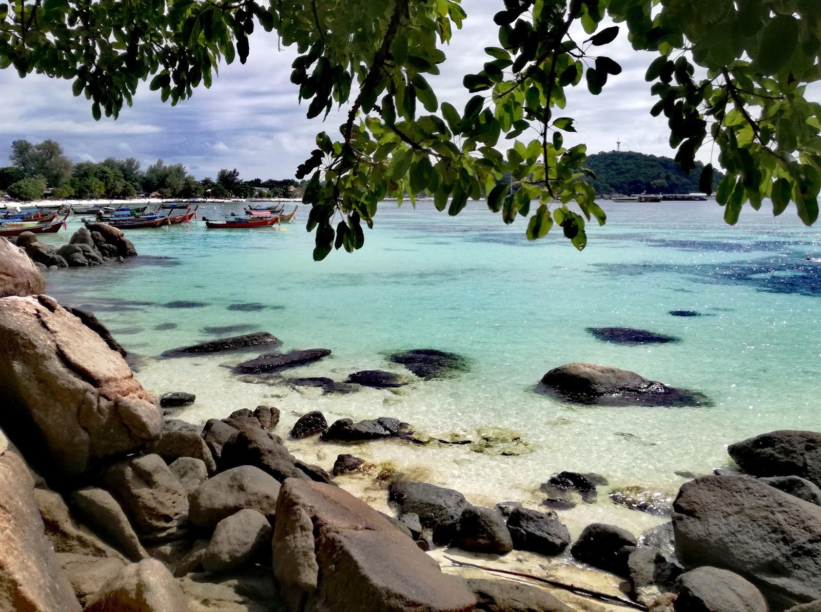 pataya beach ko lipe thailandia