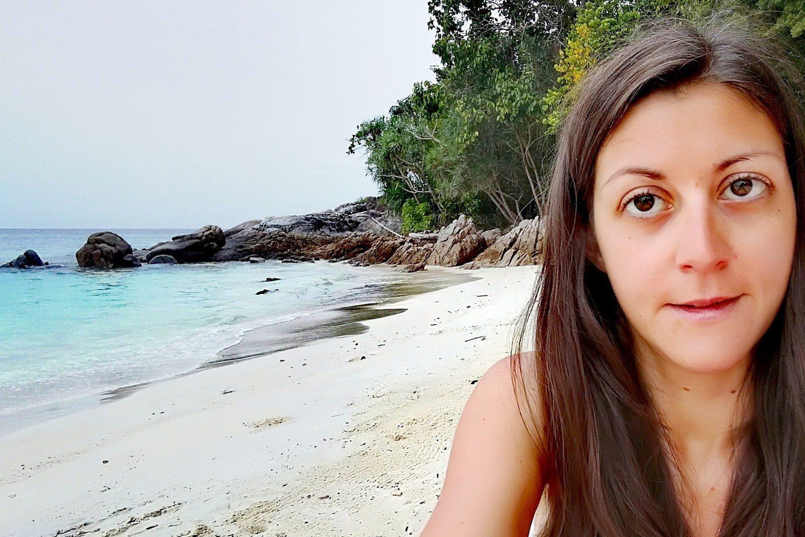 sanom beach ko lipe