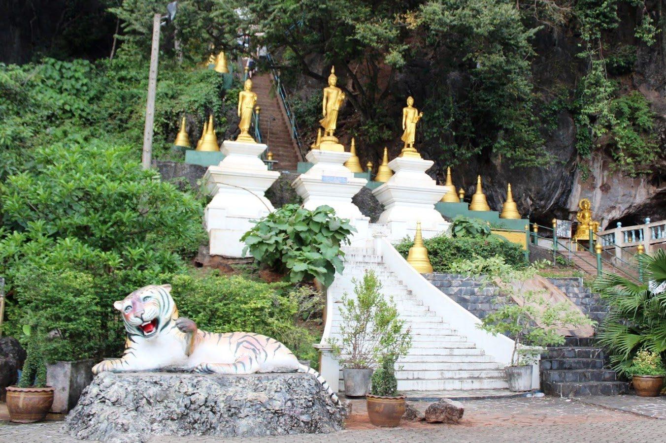 tiger cave temple krabi thailandia