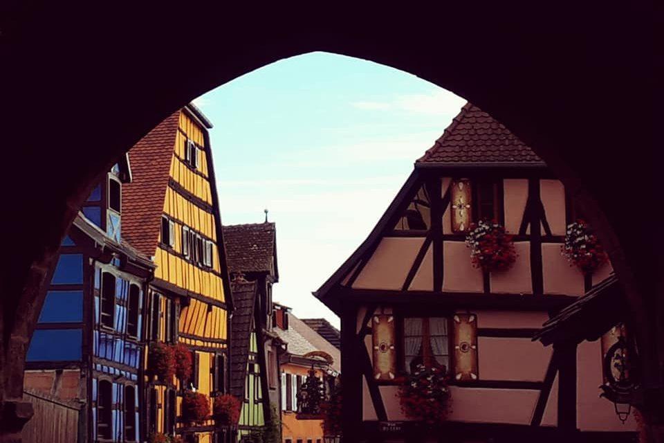 I nostri quattro giorni in Alsazia da Colmar a Strasburgo…