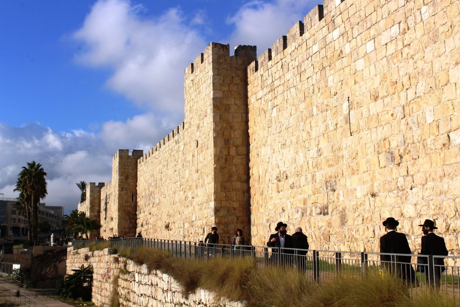 mura citta vecchia gerusalemma israele
