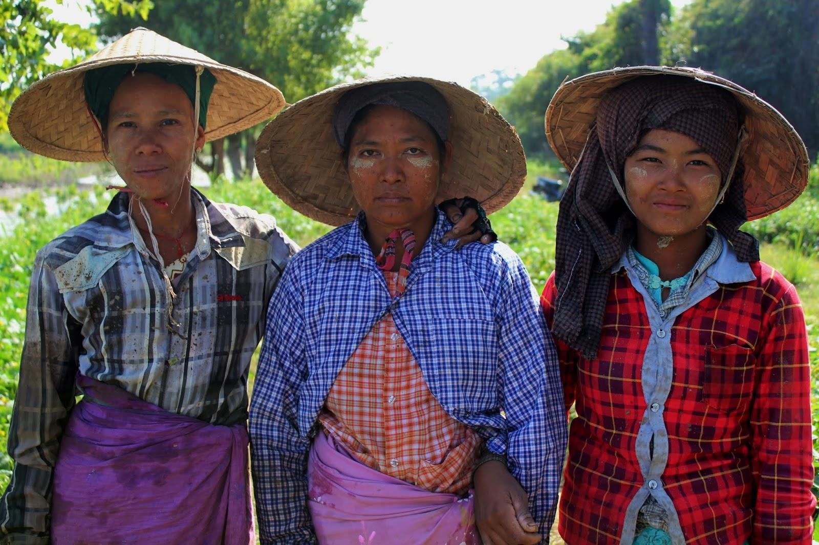 donne inwa myanmar