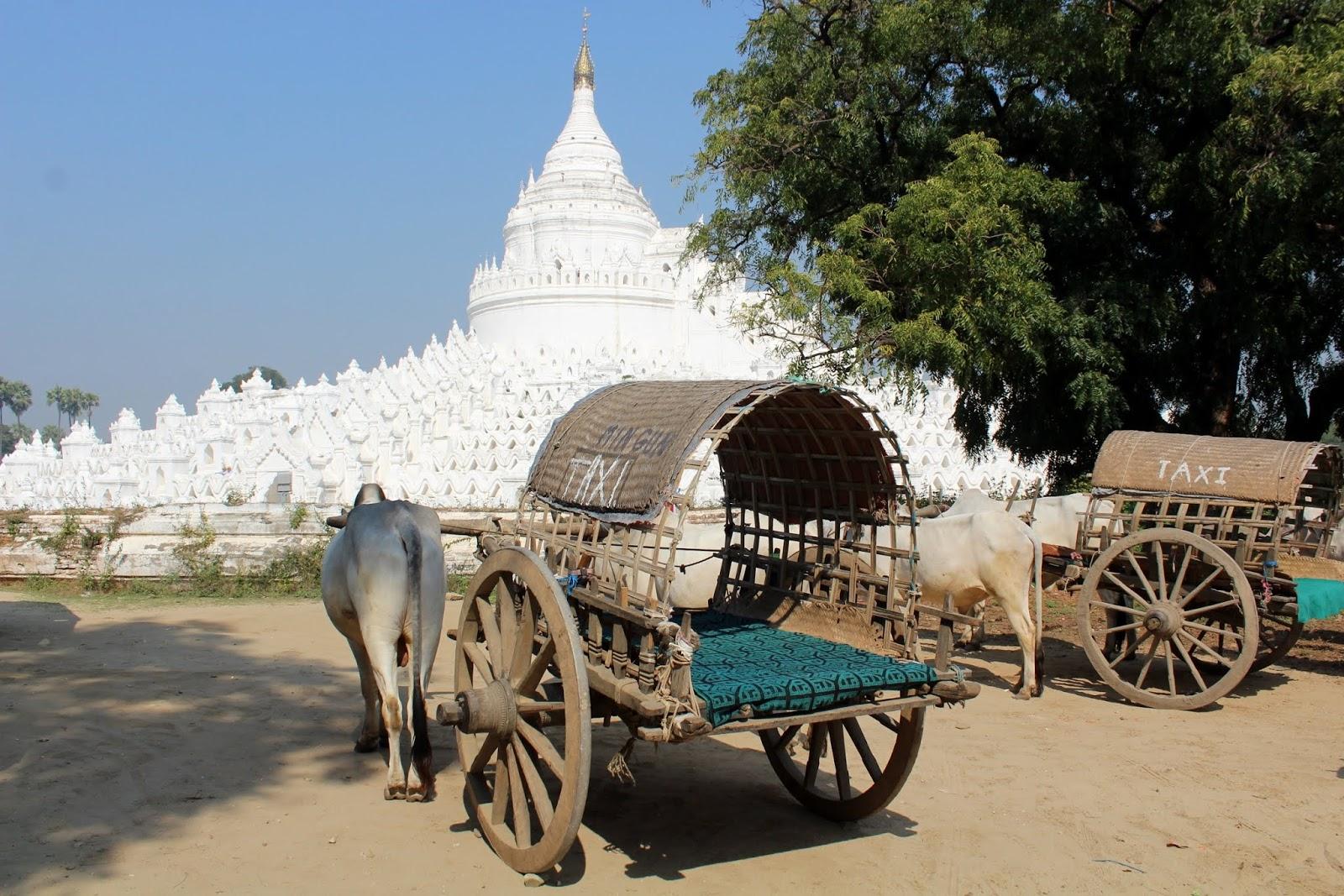 Mingun, dintorni di Mandalay, Myanmar