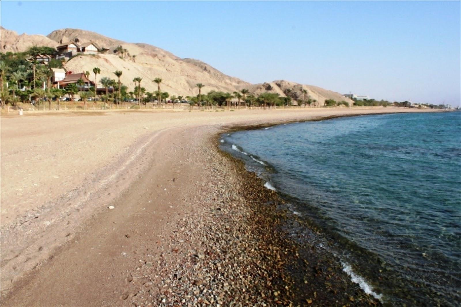 spiaggia eilat israele