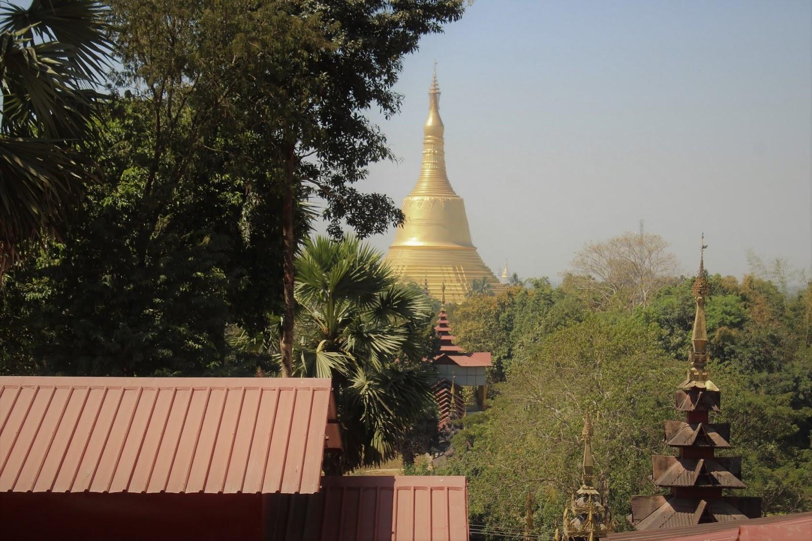 shwemawdaw paya bago birmania