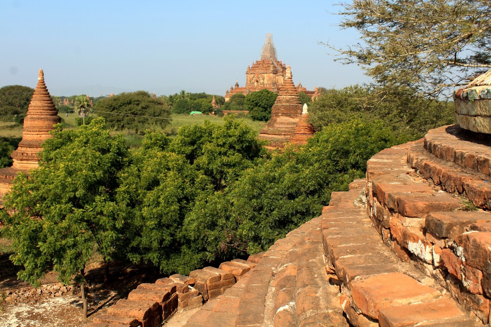 templi bagan myanmar