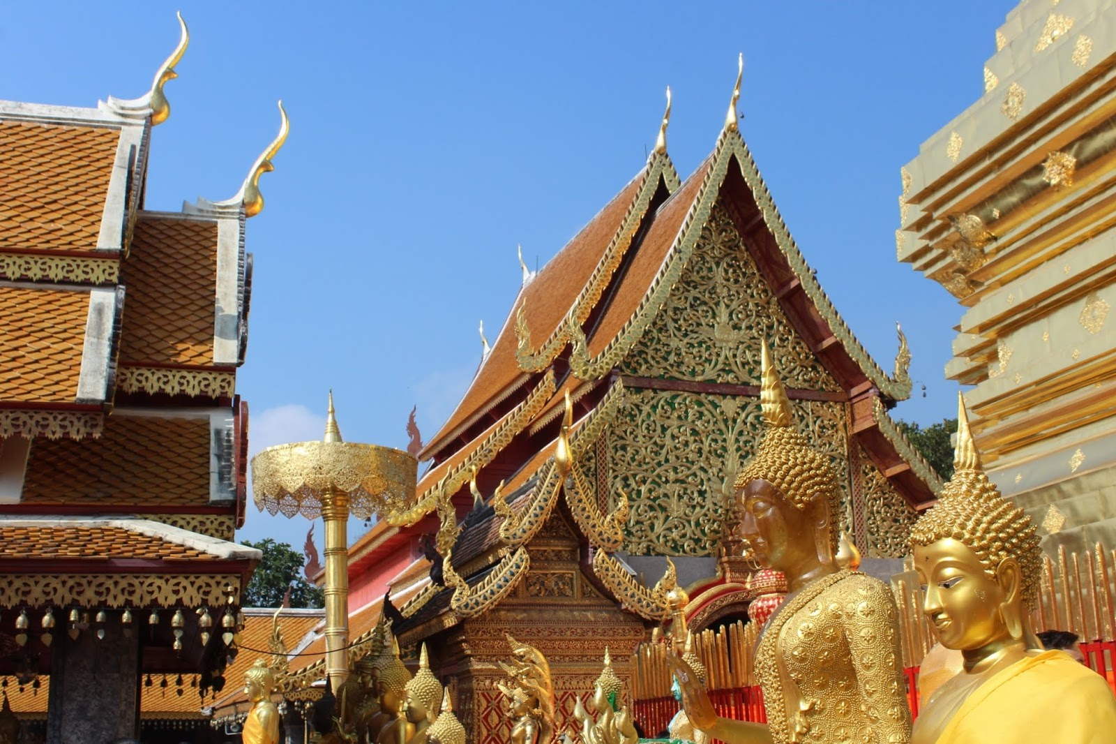 wat phra that doi sutep chang mai thailandia