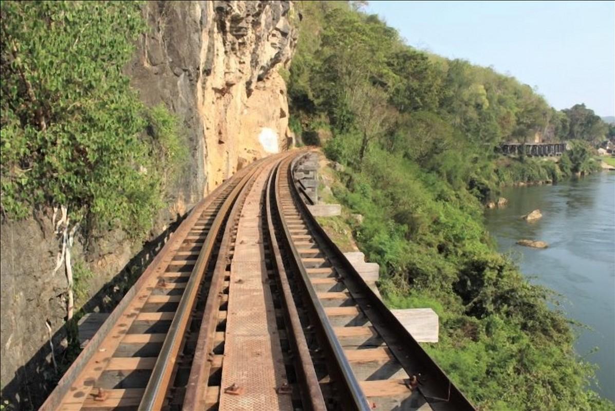 thailand-burma railway thailandia