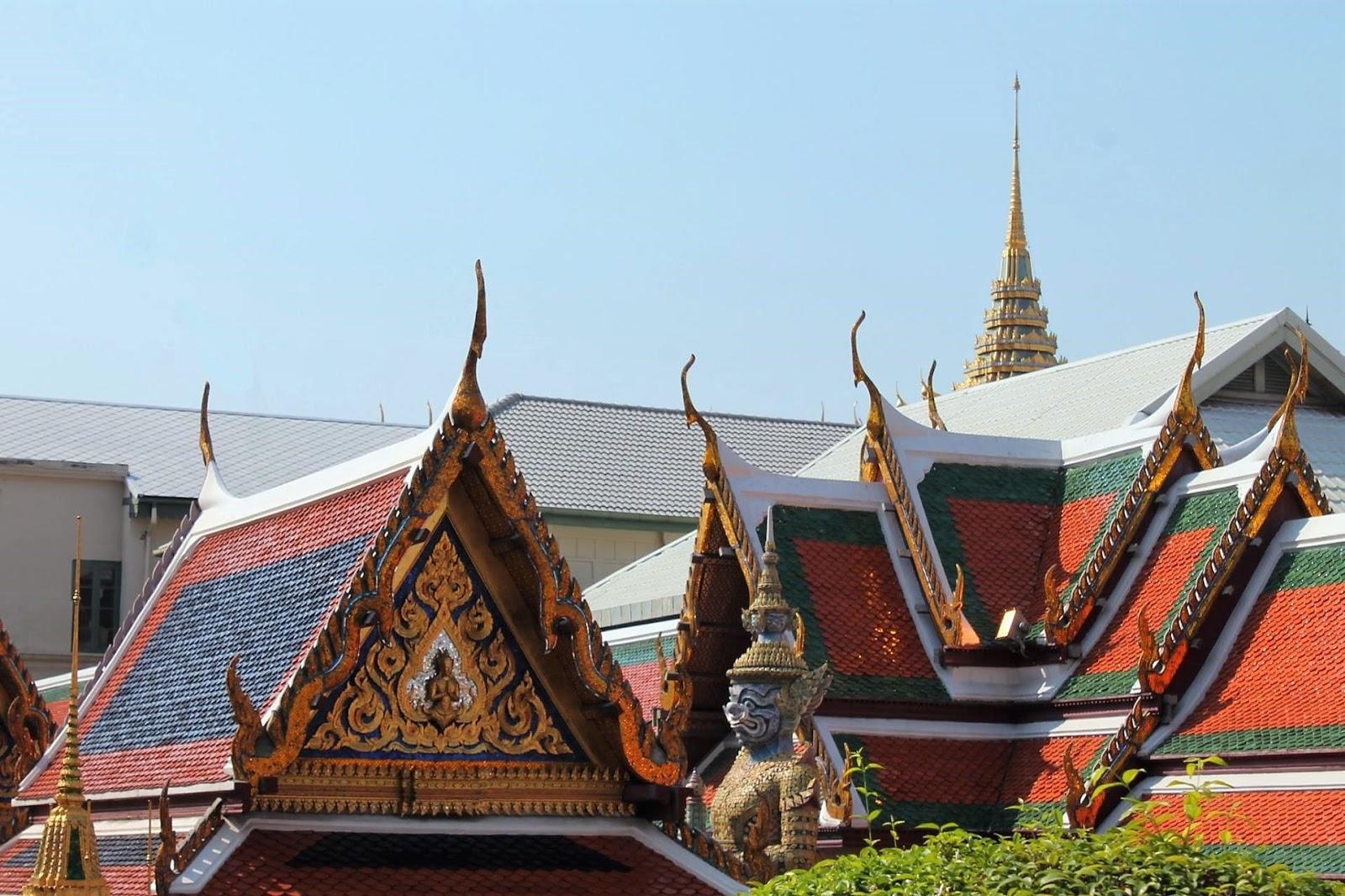 palazzo reale bangkok thailandia