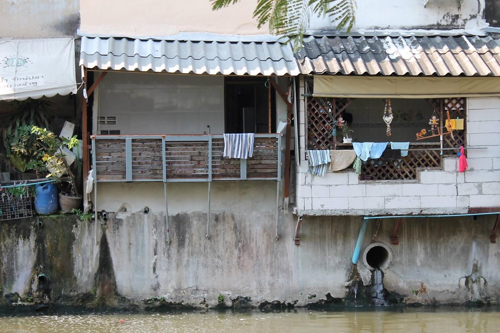 canale bangkok thailandia