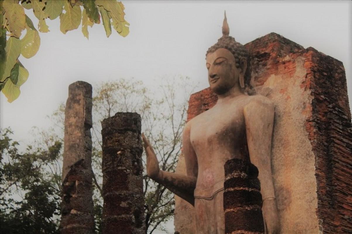 Wat Saphaan Hin sukhothai thailandia