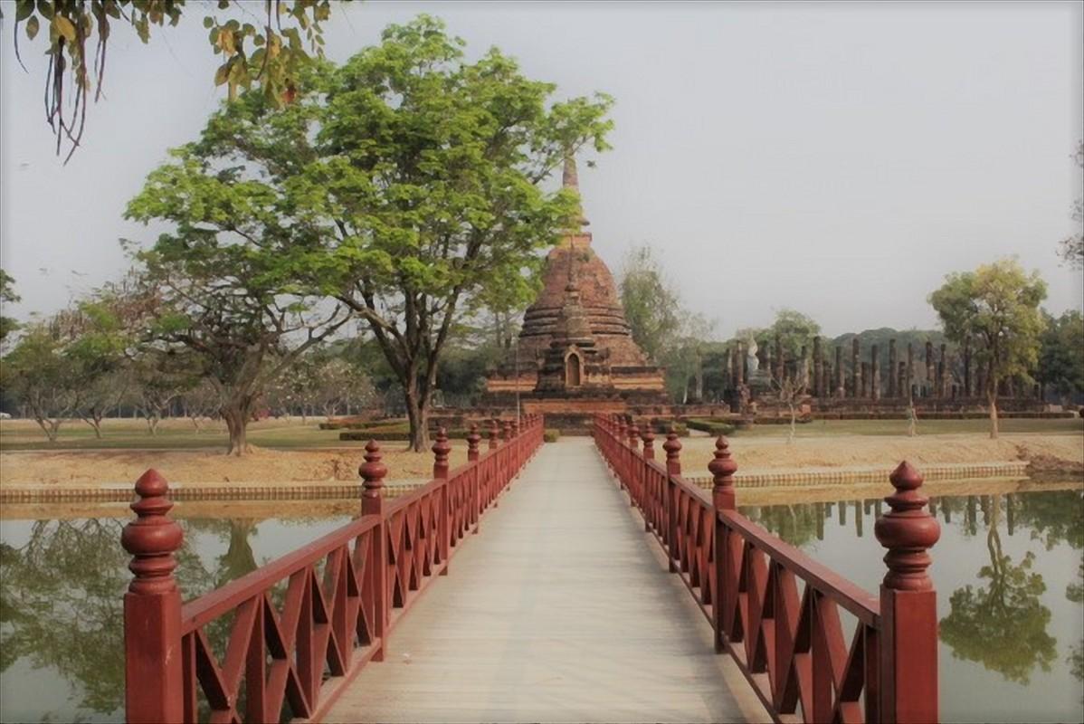 Wat sa si - Cosa vedere a Sukhothai, Thailandia