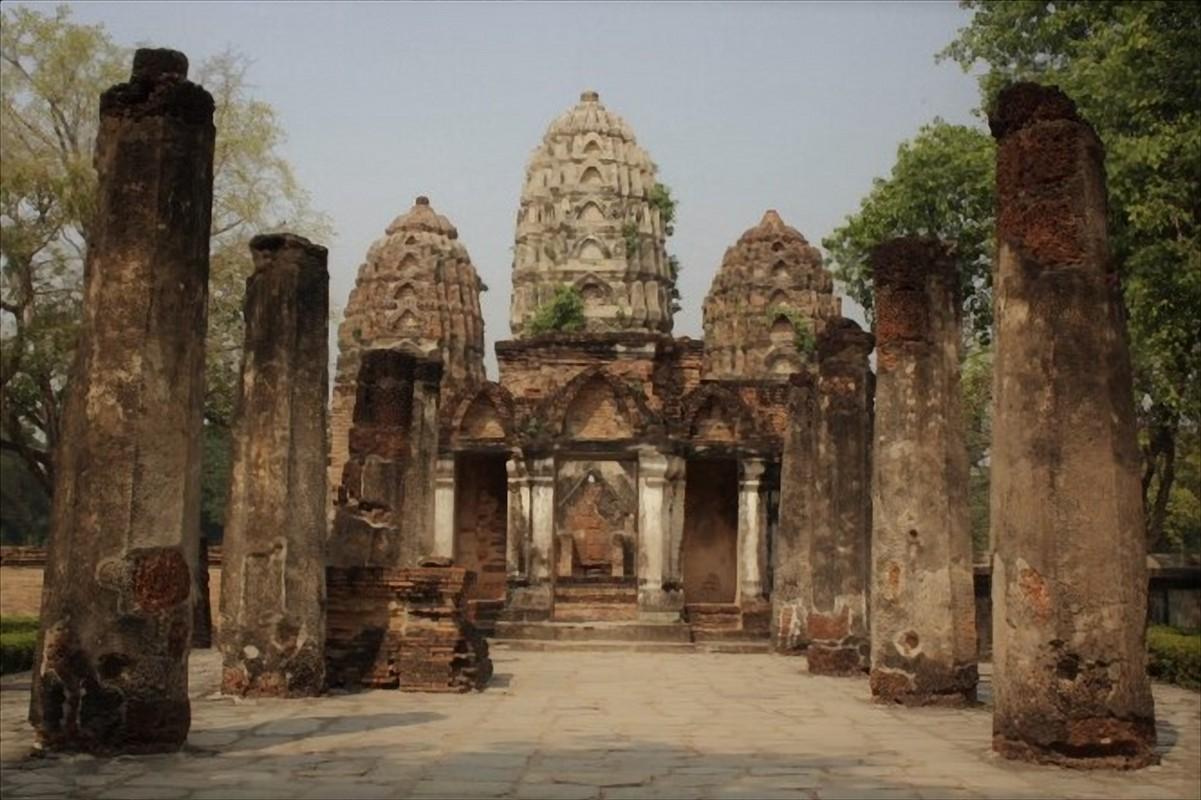 Wat si sawai - Cosa fare a Sukhothai, Thailandia