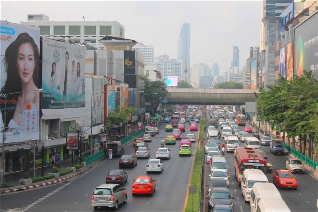 parte nuova bangkok thailandia
